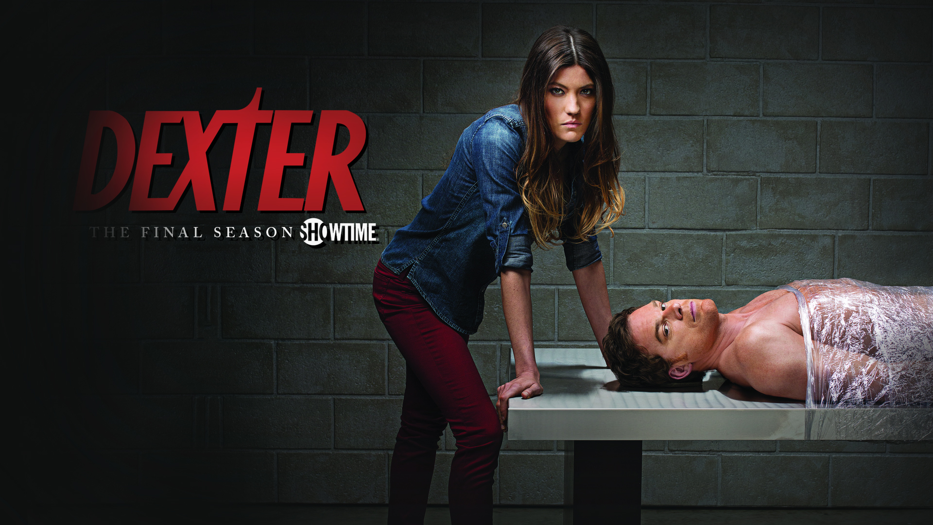 the double life of dexter morgan Debra morgan (spelled deborah in and in double dexter we learn that she gave birth to a deborah saves dexter's life by killing the drug lord just as he has.